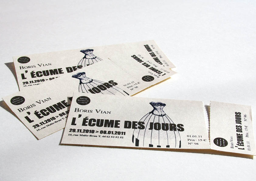 stage tickets